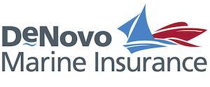 DeNovo Marine Insurance Logo