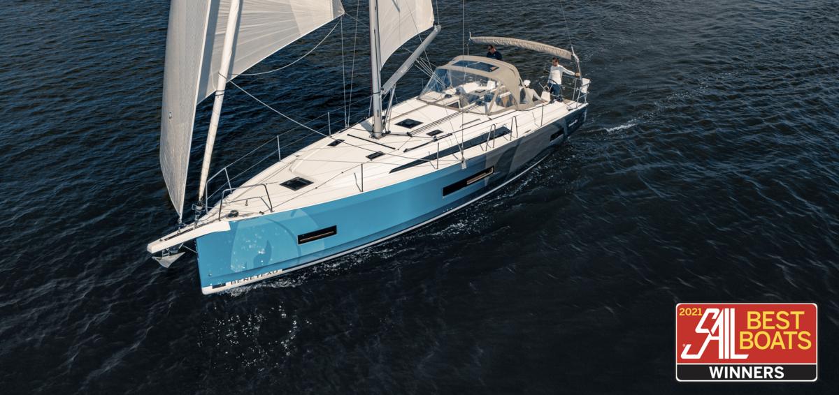 Beneteau Oceanis 40.1 Sail Magazine