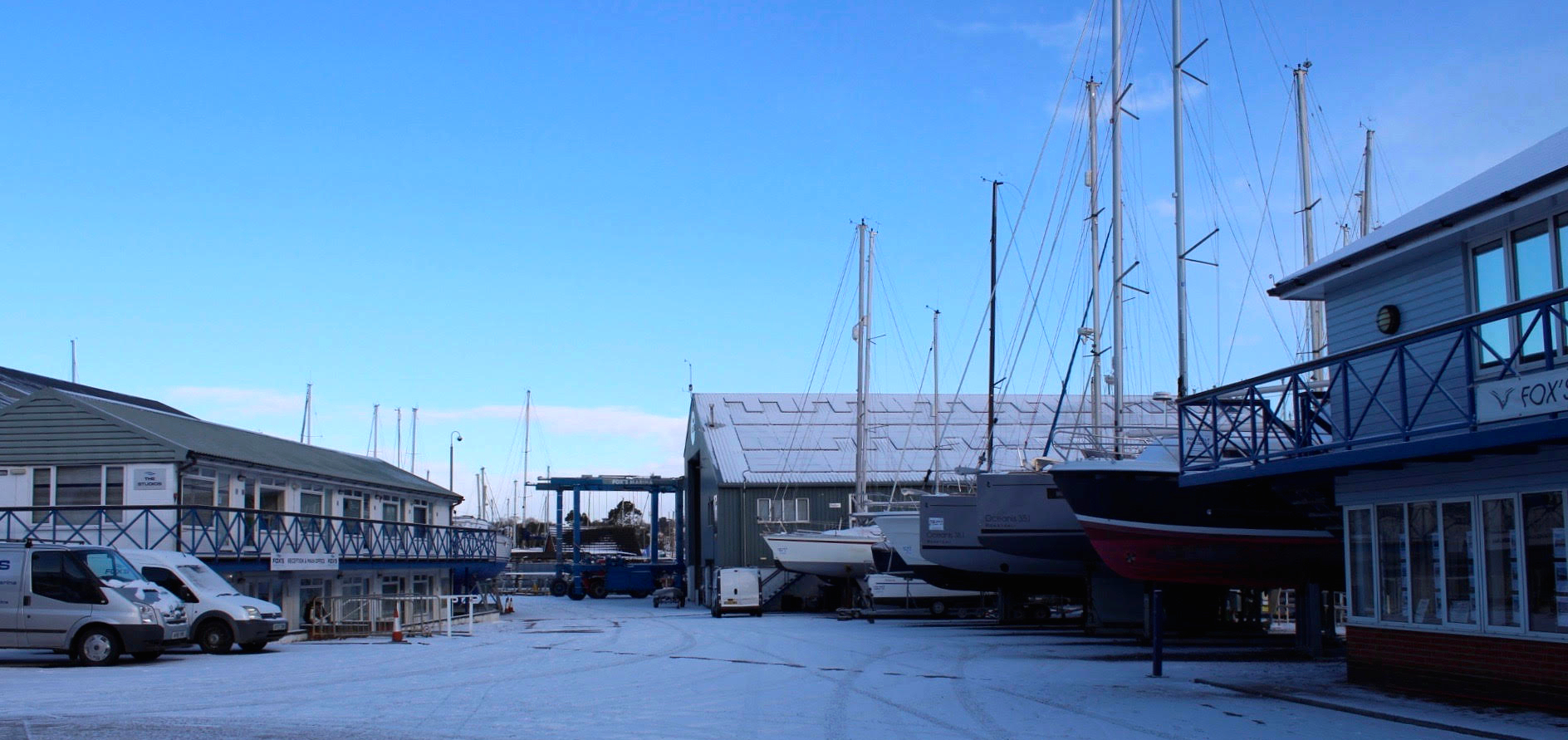 Foxs yacht sales marina